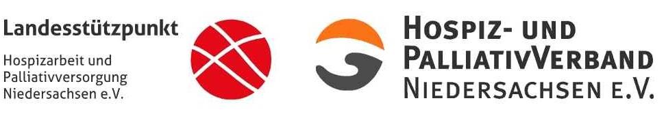 """Logo """"Mitgefühlserschöpfung und Pflege im Hospiz"""""""