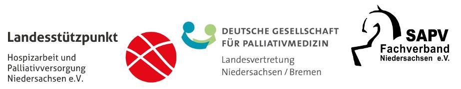 Logo Ambulante Palliativversorgung in Niedersachsen - Reflexion der Versorgungssituation