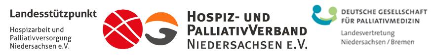 Logo Qualitätsmanagement, Versorgungsqualität und Aufnahmekriterien in der stationären Hospizarbeit