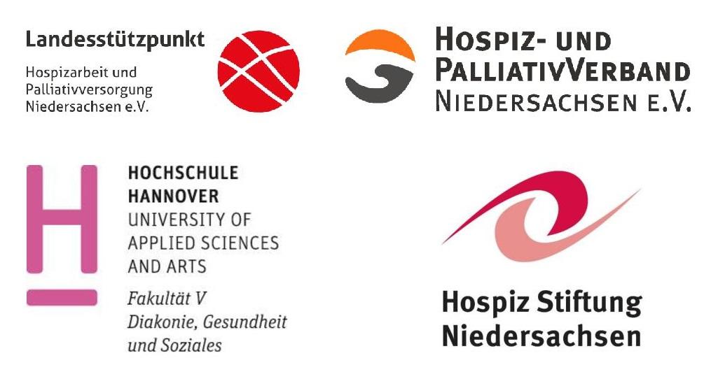 Logo Öffentlich über das Sterben sprechen - Online-Fachtag zur Öffentlichkeitsarbeit in Hospizarbeit & Palliativversorgung